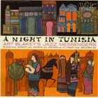 ART BLAKEY A Night In Tunisia album cover