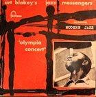 ART BLAKEY Art Blakey's Jazz Messengers : Olympia Concert (aka Paris Concert aka Soul! aka 1958-Paris Olympia) album cover