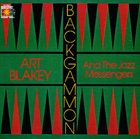 ART BLAKEY Backgammon album cover