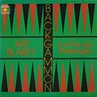 ART BLAKEY Backgammon (aka Blues March aka Art Blakey) album cover