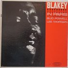 ART BLAKEY Blakey In Paris (aka Paris Jam Session) album cover