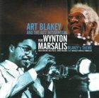 ART BLAKEY Blakey's Theme (Feat. Wynton Marsalis) album cover