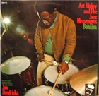 ART BLAKEY Buhaina album cover