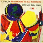 ART BLAKEY Cu-Bop album cover