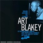 ART BLAKEY Drums Around the Corner album cover