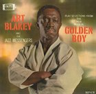 ART BLAKEY Golden Boy album cover