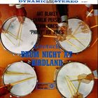 ART BLAKEY Gretsch Drum Night at Birdland (aka Jazztracks) album cover