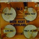 ART BLAKEY Gretsch Drum Night at Birdland Volume 2 album cover