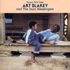 ART BLAKEY Gypsy Folk Tales album cover