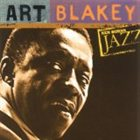 ART BLAKEY Ken Burns Jazz: Definitive Art Blakey album cover