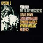 ART BLAKEY Keystone 3 album cover