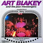 ART BLAKEY Recorded Live At Bubba's (aka Jazz Café Presents Art Blakey) album cover