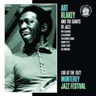 ART BLAKEY Live at the Monterey Jazz Festival 1972 album cover