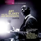 ART BLAKEY Live In Amsterdam November 1959 album cover