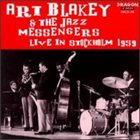 ART BLAKEY Live in Stockholm 1959 album cover