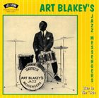 ART BLAKEY Live In The 50's album cover