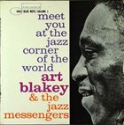 ART BLAKEY Meet You At The Jazz Corner Of The World (Volume 1) album cover