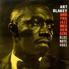 ART BLAKEY Moanin' Album Cover