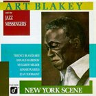 ART BLAKEY New York Scene album cover
