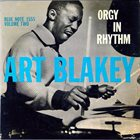 ART BLAKEY Orgy in Rhythm, Volume Two album cover