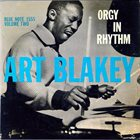 ART BLAKEY Orgy in Rhythm, Volume Two album cover
