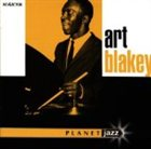 ART BLAKEY Planet Jazz album cover