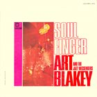 ART BLAKEY Soul Finger album cover