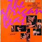 ART BLAKEY The African Beat album cover