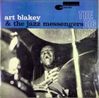 ART BLAKEY The Big Beat album cover