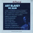 ART BLAKEY The Finest Of Art Blakey Big Band album cover
