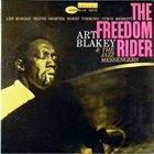 ART BLAKEY Art Blakey & The Jazz Messengers : The Freedom Rider album cover