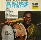 ART BLAKEY The Jazz Drums Of Art Blakey album cover
