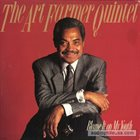 ART FARMER / THE JAZZTET Blame It on My Youth album cover
