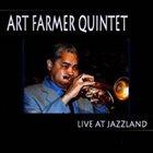 ART FARMER Art Farmer Quintet : Live At Jazzland album cover
