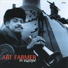 ART FARMER In Europe album cover