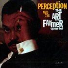 ART FARMER Perception album cover