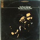 ART FARMER / THE JAZZTET The Time And The Place album cover