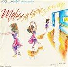 ART LANDE Melissa Spins Away album cover