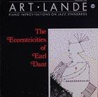 ART LANDE The Eccentricities Of Earl Dant album cover