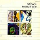 ART LANDE The Story Of Ba-Ku album cover