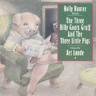 ART LANDE The Three Billy Goats Gruff And The Three Little Pigs album cover