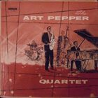 ART PEPPER Art Pepper Quartet album cover