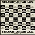 ART PEPPER Art Pepper With The Sonny Clark Trio: Straight-Ahead Jazz Volume One album cover