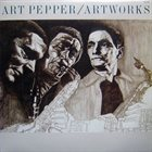 ART PEPPER Artworks album cover