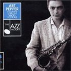 ART PEPPER Complete Straight Ahead Sessions album cover
