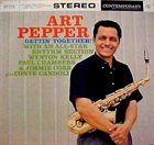 ART PEPPER Gettin' Together! album cover