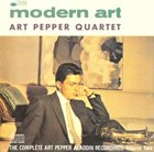ART PEPPER Modern Art :  The Complete Art Pepper Aladdin Recordings – Volume Two album cover