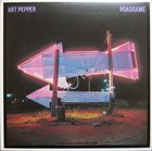ART PEPPER Roadgame album cover
