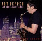 ART PEPPER San Francisco Samba: Live at Keystone Korner album cover