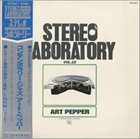 ART PEPPER Stereo Laboratory Series Vol.22 album cover